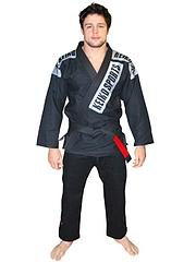KEIKO 柔術衣 ニューサマーモデル シングル 黒