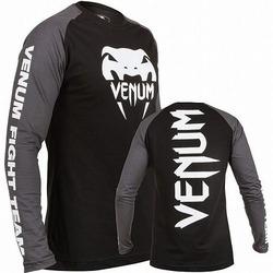 0 Long Sleeves T-shirt - Black Grey 1