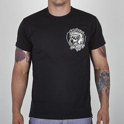 tshirt ZOMBIE black1