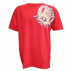Tee Old School  Red1
