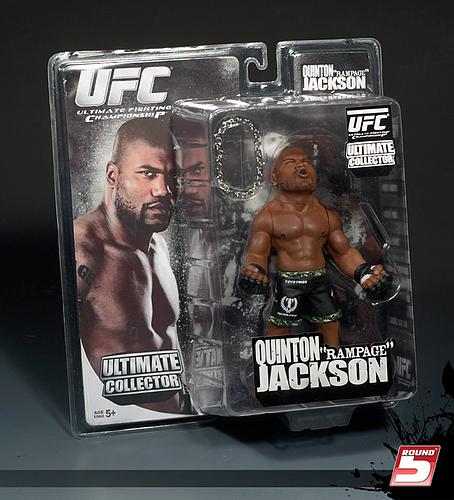 """UFCフィギュア クイントン""""ランペイジ""""ジャクソン"""
