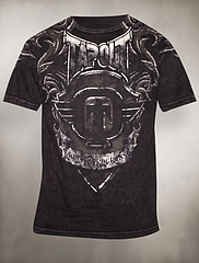 Tap ouT Tシャツ Rolles Gracie モデル