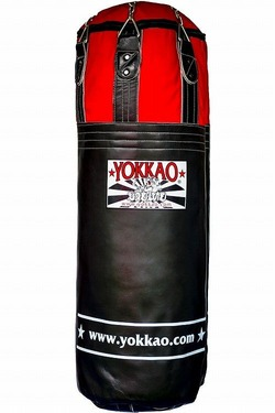 YOKKAO BlackRed Heavy Bag 1
