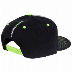 Repeat Snap Back Hat BK3