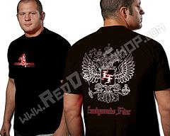 T-shirt silver eagle