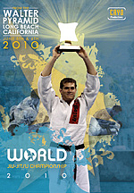 DVD ブラジリアン柔術世界選手権ムンジアル2010