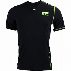 V Neck Functional Fit Performance Piece by Virus BK1