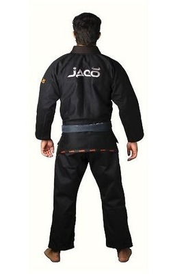 jaco Performance Gi (Black) 2