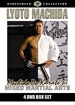 リョート・マチダ MMA教則DVD