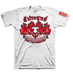 Triumph United Tシャツ Fed 白