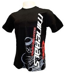 V&M Tシャツ Basic 黒