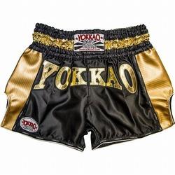 YOKKAO Carbon GOLD EDITION Muay Thai Shorts 1