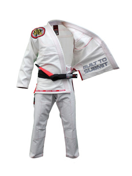 BTS Light Weight Deluxe Gi  White 2