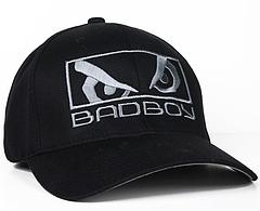 BAD BOY キャップ Team Eyes 黒