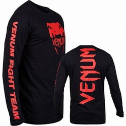 0 Long Sleeves T-shirt - Red Devil 1