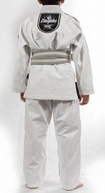 Kids Jiu Jitsu Gi Discipline White 4