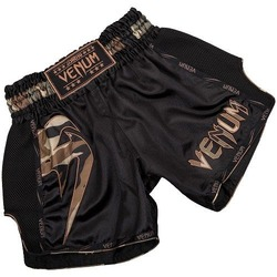 Giant Muay Thai Shorts blackforestcamo 1