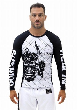 RASH GUARD VULKAN BUSHIDO1