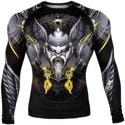 Viking 20 Rashguard Long Sleeves BlackYellow 1