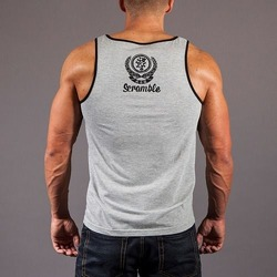 Scramble Superior Movement Vest - Grey 2