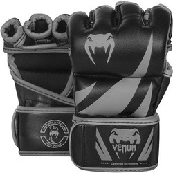 Challenger MMA Gloves blackgrey 1