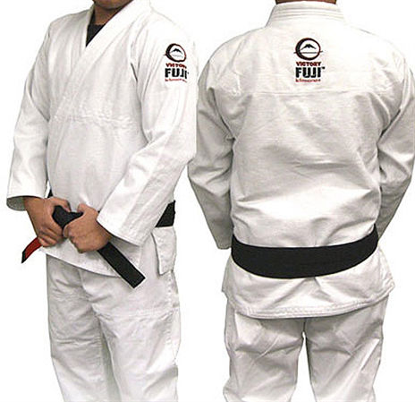 Fuji All Around BJJ Gi White 2