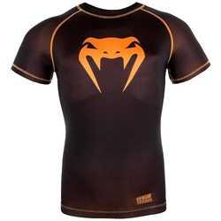 Contender 30 Compression Tshirt black orange 1