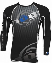 Long Sleeve Jet Rashguard Carbon1
