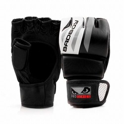 Pro Series Advanced MMA Gloves blackwhite1