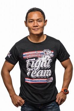 Yokkao T-Shirt Fight Team 20 Black 1