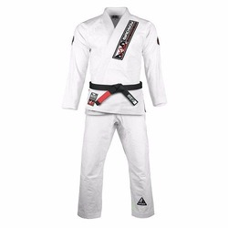 Ground Control Pro Series Gi white 1