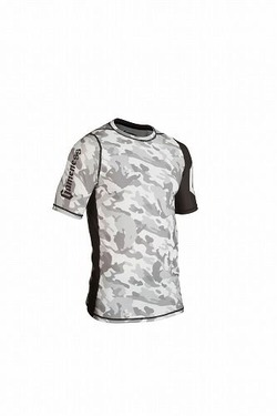 Camo Grapple Rash Guard ss 2