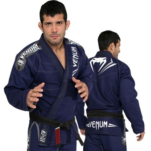 VENUM ELITE BJJ GI - NAVY BLUE 1
