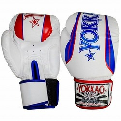 XCombat Boxing Gloves white1