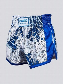 MANTO fightshorts MUAY THAI WAVES 1