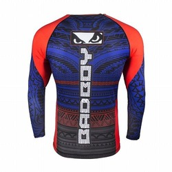 Art of Lua Rash Guard blue3