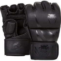 Challenger MMA Gloves black 1