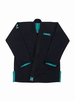 INTRO BJJ GI black 1