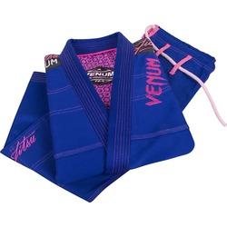 Kimono JJB Femme Venum Challenger 2.0- Blue 1