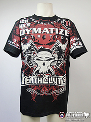 DEATH CLUTCH Tシャツ ブロック・レスナー Walkout UFC121 Sponsors