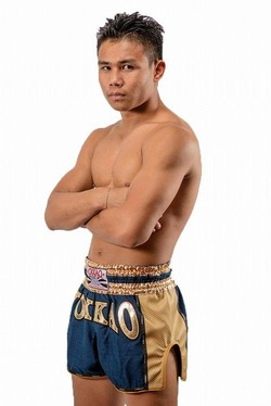 YOKKAO Denim Carbon Shorts GOLD Edition 3