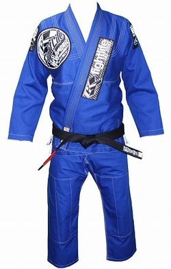 Limited Edition Fight Life Gi Blue 1