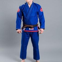 Scramble Athlete 3 Kimono Blue2
