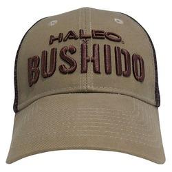 HALEO BUSHIDO MESH CAP brown1