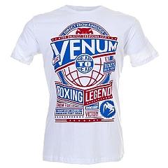 T shirts Boxing Legends wt