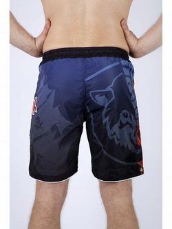 Captain Heel Hook MMA Shorts 3