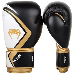 Boxing Gloves Contender 20 blackwhitegold 1