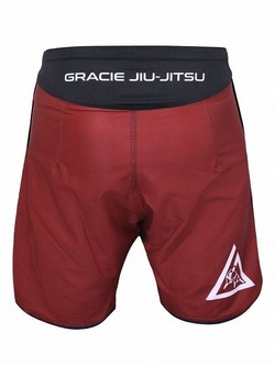 ultralight fight shorts red 2