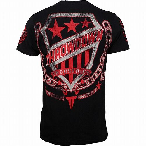 Throwdown Rampart Shirt BK4