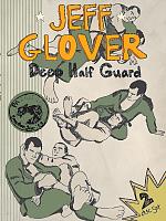 DVD ジェフ・グローバー Deep Half Guard 6巻 2枚組